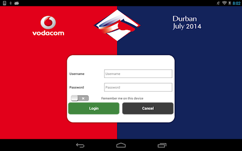 Vodacom Durban July 2014 - screenshot