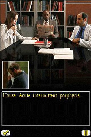 HOUSE M.D. - The Game
