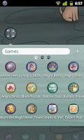 Screenshot of Kitten Theme GO Launcher EX
