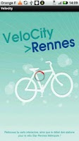 Screenshot of VeloCity - Rennes