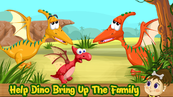 Screenshot of Dino Village