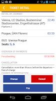 Screenshot of Tickets