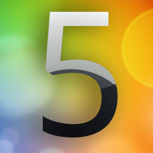 5min (Reminder) 生產應用 App LOGO-APP試玩