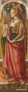 RIJKS: Carlo Crivelli: Mary Magdalene 1480