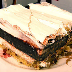 Gretchen's 4 Layer Chocolate Dessert