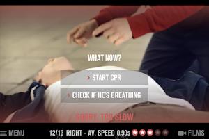 Screenshot of Lifesaver Mobile