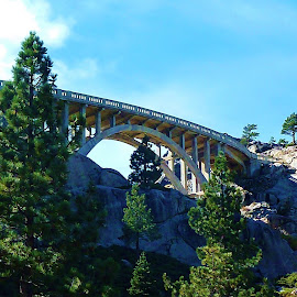 by Samantha Linn - Buildings & Architecture Bridges & Suspended Structures