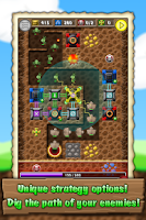 Screenshot of CastleMine