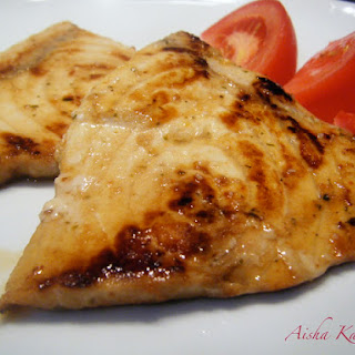 Andalusian-style Swordfish