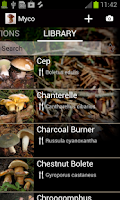 Screenshot of Myco pro - Mushroom Guide