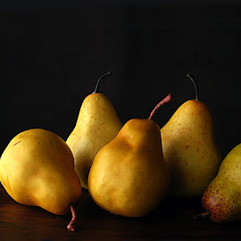 Pears #3 by Rakesh Syal - Food & Drink Fruits & Vegetables (  )