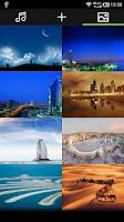 Screenshot of Arab ringtones and wallpapers