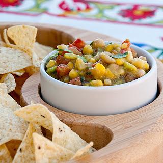 Corn Avocado Italian Dressing Salsa Recipes