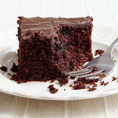 Sour Chocolate Cake