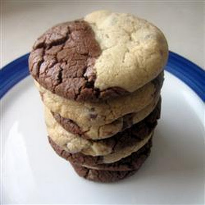 Mixed-Up Chocolate Chip Cookies