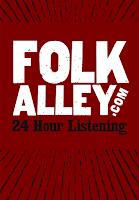 Screenshot of Folk Alley Player