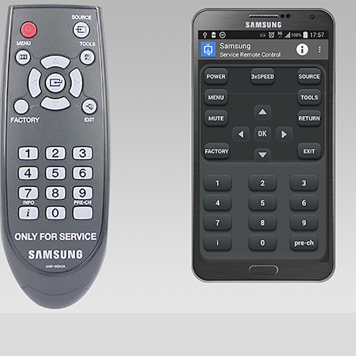 SmartTv Service Remote Control - screenshot