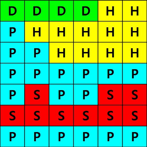 纸牌のブラックジャックK4 LOGO-記事Game
