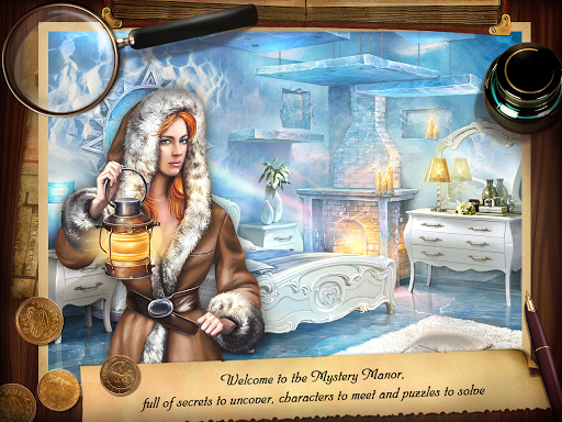 Mystery Manor - screenshot