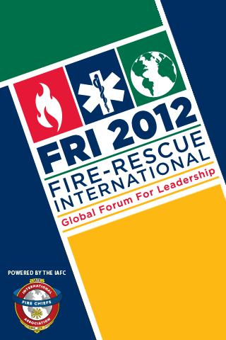 Fire-Rescue International 2012
