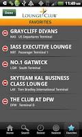 Screenshot of Lounge Club