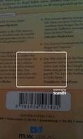 Screenshot of Werzahltmehr Recommerce-App