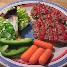 Meatloaf With Ground Lamb