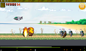 Screenshot of Crazy Artillery(Mini War Game)