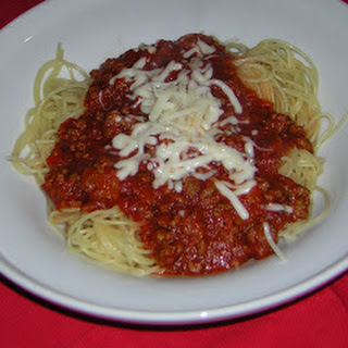 Ground Beef And Angel Hair Pasta Recipes