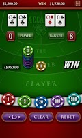 Screenshot of Baccarat Royale