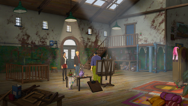 Broken Sword 5: The Serpent's Curse arrives today