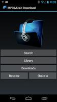 Screenshot of Mp3 Music Download