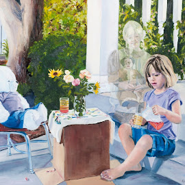 by Patty Bingham - Painting All Painting