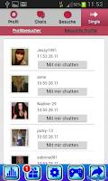 Screenshot of Singles Flirten Chatten Dating