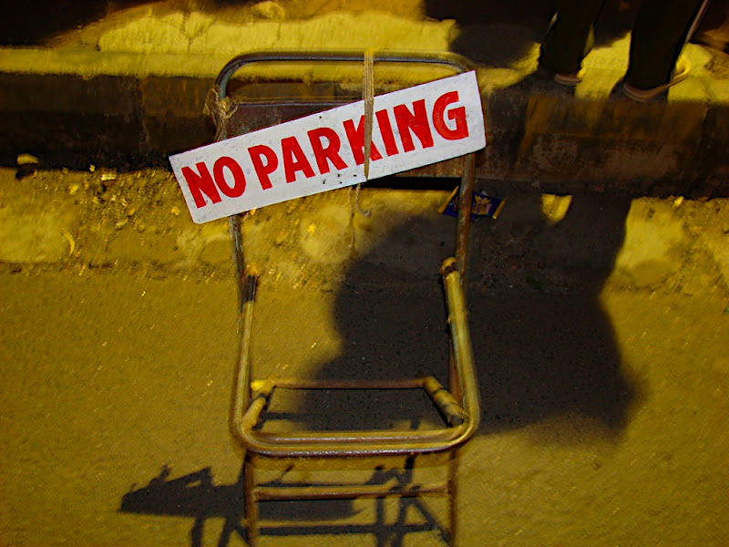 No Parking Tarun Chandel Photo Blog