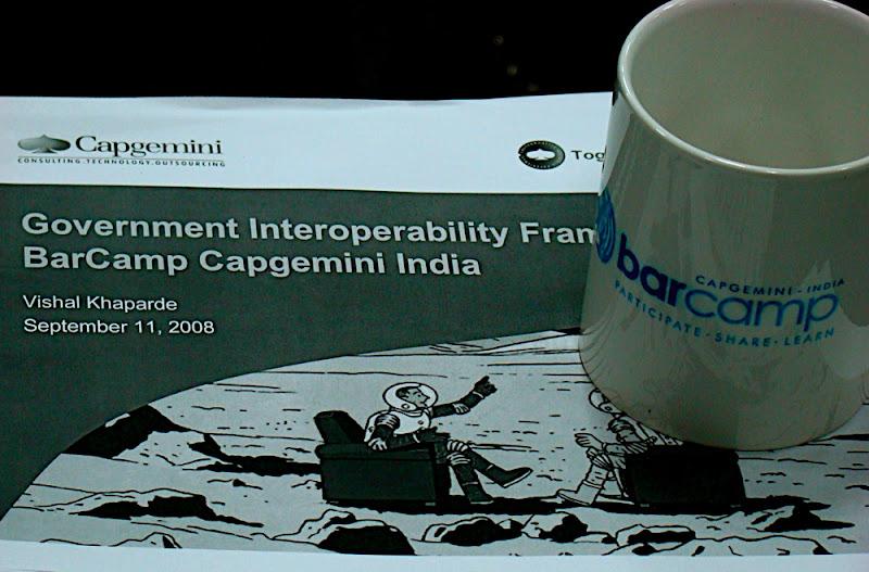 Barcamp Capgemini Cup Tarun Chandel Photoblog