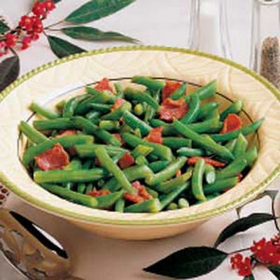 Home-Style Green Beans