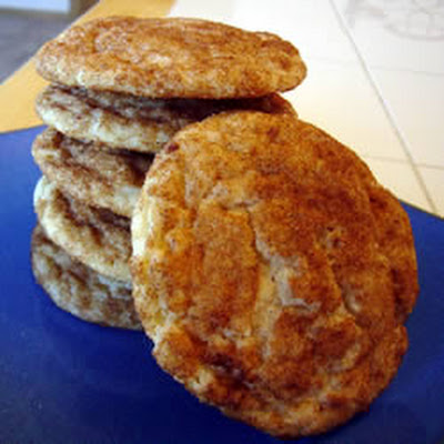 Whole Wheat Snickerdoodles II