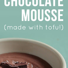 Salted Chocolate Mousse