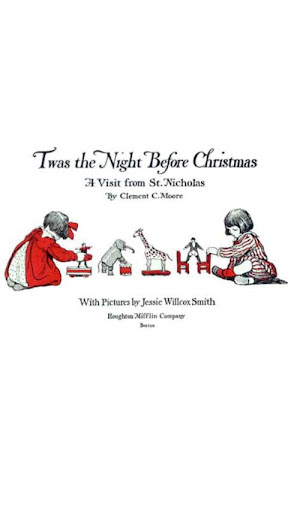 Twas the Night Before Christma