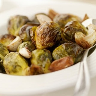 Brussels Sprouts Roasted To Perfection