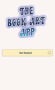 Book Art App - screenshot