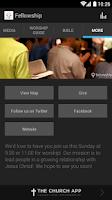 Screenshot of Fellowship Dallas