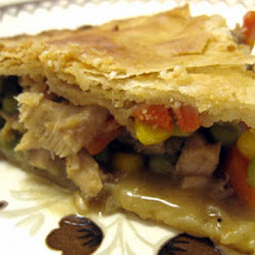 Turkey Pot Pie (With Thanksgiving Leftovers)
