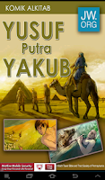 Screenshot of Komik:Alkitab Jilild 1