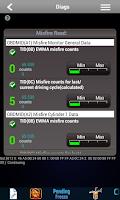 Screenshot of LapLogger Mode6/Misfire