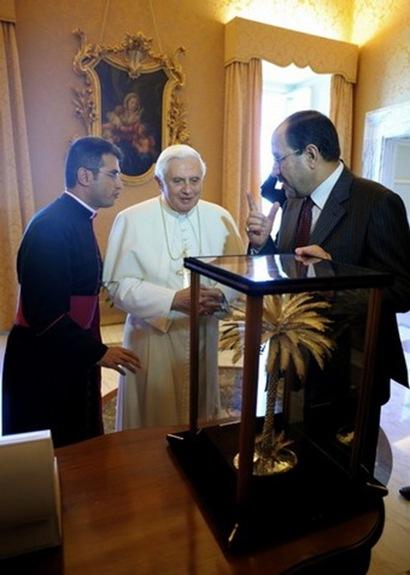 POPE IRAQ