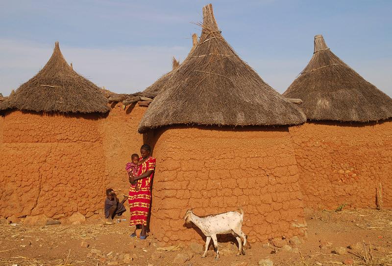 Building A Brick House In Kenya