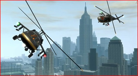 helirace GTA IV