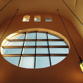 Church  by David Ohler - Buildings & Architecture Places of Worship